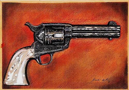 The Heart of The Gunfighter II by Ricardo Reis