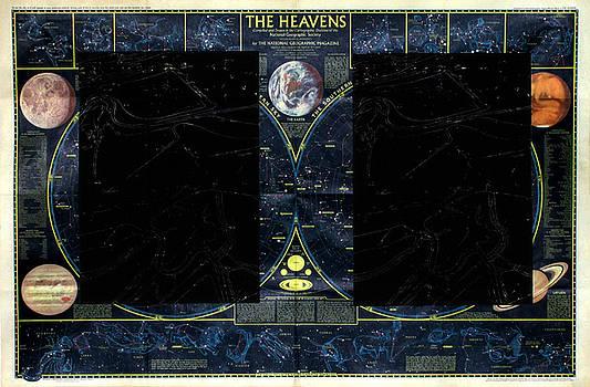 The Heavens by Mark Moffett
