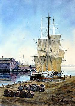 The Helen Mar by Bill Hudson