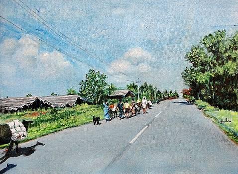 Usha Shantharam - The Herd 2