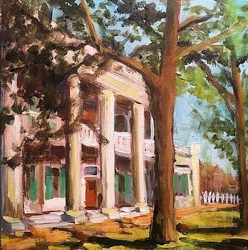 The Hermitage by Susan E Jones