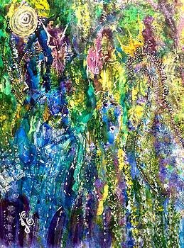 The Hidden Woods by Julie Engelhardt