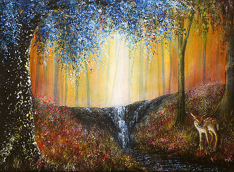 The Hiding Place by Ann Marie Bone