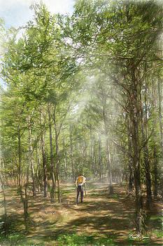 The Hiker by Barry Jones
