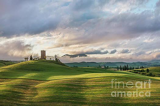 The Hills Are Alive by Evelina Kremsdorf
