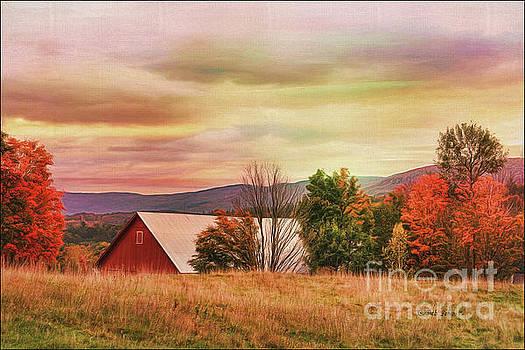 Deborah Benoit - The Hills of Vermont
