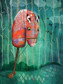 The Hobby Horse by Catherine Swenson