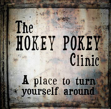 The Hokey Pokey - Turn Yourself Around by Andrea Kollo