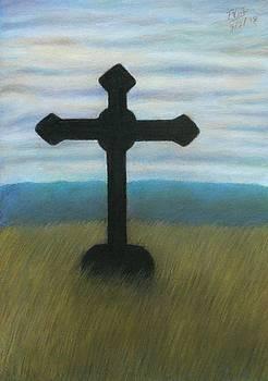 The Holy Cross by Vishvesh Tadsare