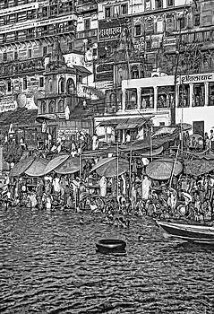 Steve Harrington - The Holy Ganges bw