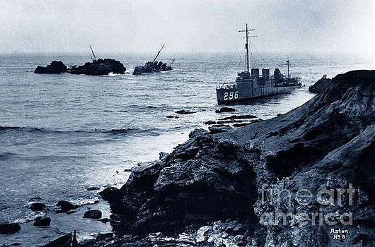 California Views Mr Pat Hathaway Archives - The Honda Point disaster  when U S Navy lost 7 Destroyers on Sept. 1923