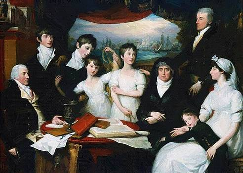 West Benjamin - The Hope Family Of Sydenham Kent 1802