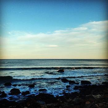 the Horizon Leans Forward, offering by Carly Barone