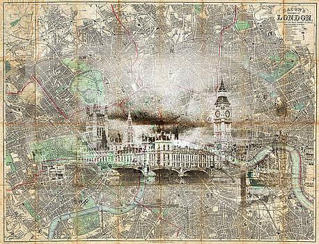 Sharon Popek - The House Mapped