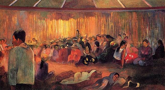 Gauguin - The House Of Singing