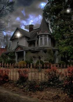 The House on Halloo Hill by Mario Carini
