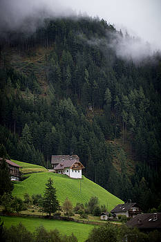 The House on the Hill by Wim Slootweg