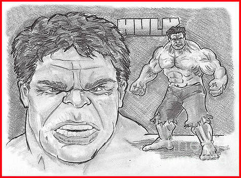 Chris  DelVecchio - The Hulk Hulk