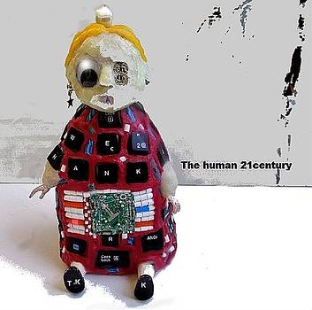 The human 21 century by Tania Kant Krosse