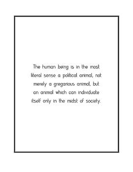 The human being is in... by Famous Quotes