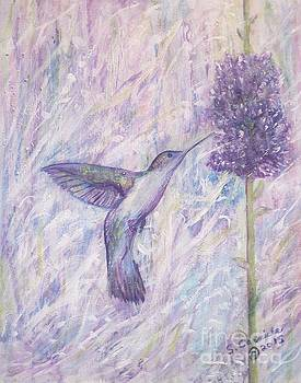 The Hummingbird by Sue Carmicle