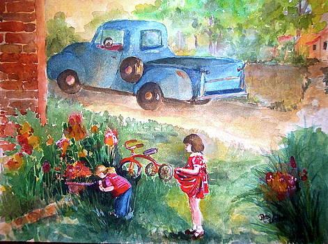 The Hunt by Patsy Walton