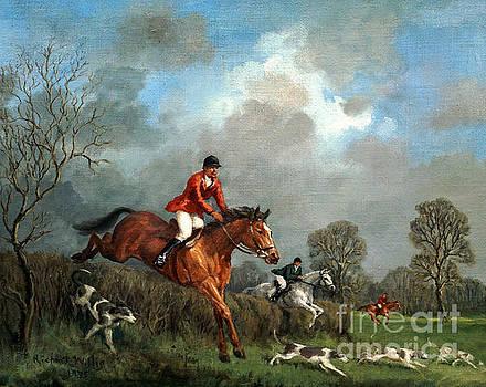 Richard Willis - The Hunt