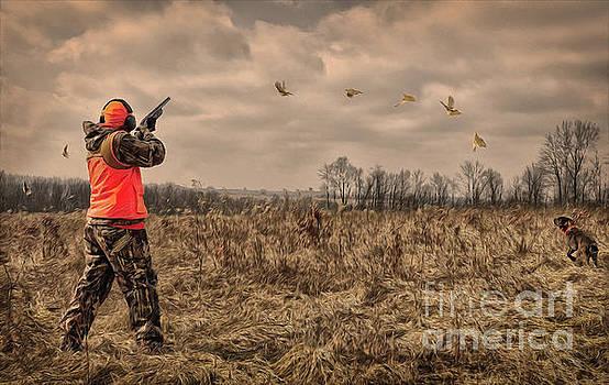 The Hunt The Kill by Brian Mollenkopf