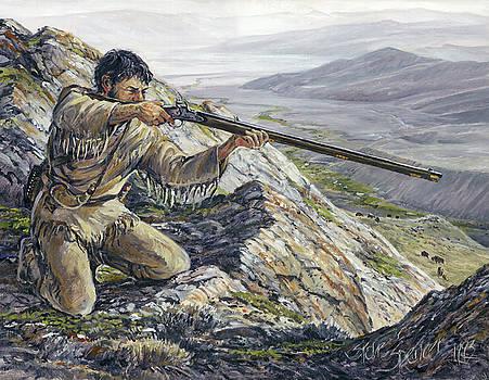 The Hunter by Steve Spencer
