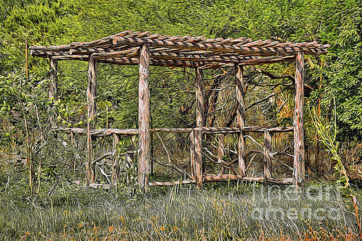 The Hut by Ray Shrewsberry