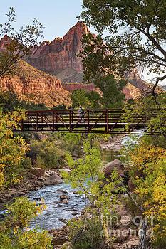 A Stroll Through Zion by Jamie Pham