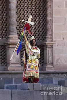 James Brunker - The Inca Celebrates Inti Raymi