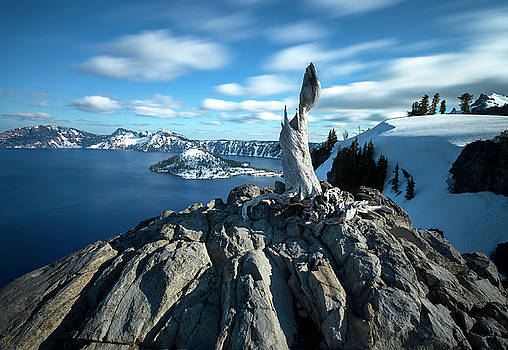 The incredible Crater Lake National Park by Matt Shiffler