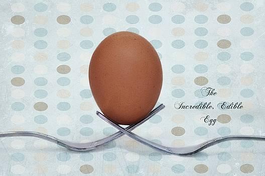 The Incredible Edible Egg by Stephanie Calhoun