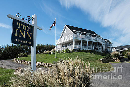 The Inn at Spring House Beautiful Inns and Hotels on Block Island Rhode Island  by Wayne Moran