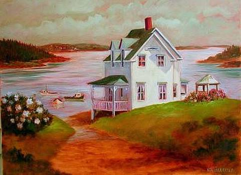 The Inn By The Bay by Nita Leger Casey