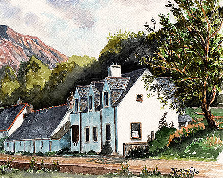 The Inn Scotland by Timithy L Gordon