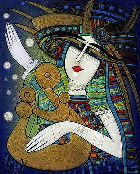 The inspiration by Albena Vatcheva