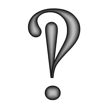 The Interrobang Report - part 1 by Jim Williams