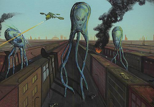 The Intruders by Jason Girard