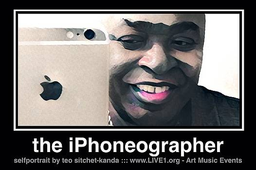 the iPhoneographer by Teo SITCHET-KANDA