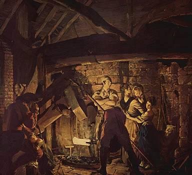 Wright Joseph - The Iron Forge 1772