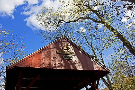 The Jackson's Mill Bridge by Kristen Vota