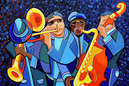The Jazz Band by Jennifer Allison