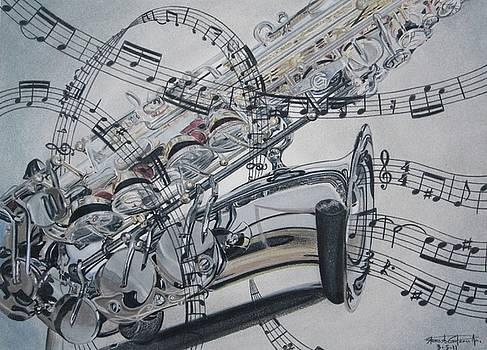 The Jazz Song by Steven Gutierrez