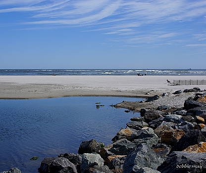 THE JERSEY SHORE-North Wildwood by Debbie May