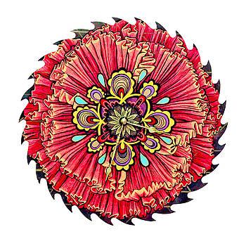 The Jessie-Rose Clock Blossom by Jessica Sornson
