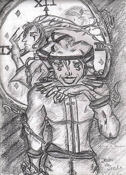 The Jesters Devil by Mahdi Thompson