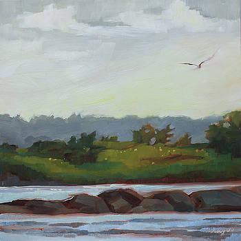 The Jetty by Sue Dragoo Lembo