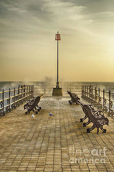 The Jetty Swanage by Linsey Williams
